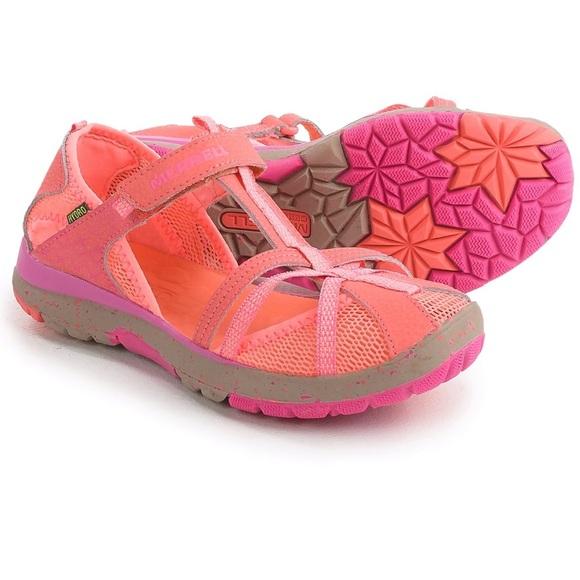 Nib Merrell Hydro Monarch Sandals